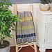 Garden Fence Crochet Blanket pattern