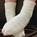 Toddler Gansey Socks pattern
