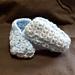 Sedge Stitch Newborn Baby Booty pattern