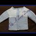 Sedge Stitch Baby Cardigan pattern