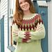 Harlequin Yoke Pullover pattern