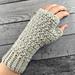 Stella Fingerless Gloves pattern