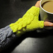 Intergalactic Neon Glow Gloves pattern