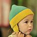 Crochet Toddler Earflap Hat pattern