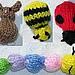 Mini Easter Egg Toys pattern