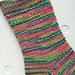 Slippery Slopes Sock pattern