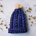 Purple Haze Hat pattern