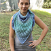 Dream Vacation Shawl pattern