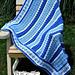 Southern Diamonds Baby Blanket pattern
