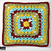Summer Wood Square pattern