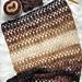 Soft Pebble Shawl pattern