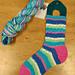 Brick Street Socks pattern