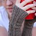 Linda K's Yummy Mummy Wristwarmers pattern
