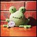 Frog Toy Amigurumi pattern
