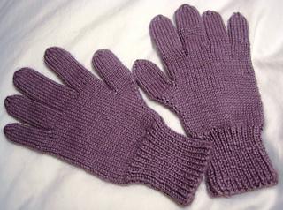 First Gloves