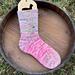 Scraptastic Luxe Socks pattern