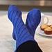 Easy Knit Spiral Socks pattern