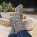Almost Argyle Knit Socks pattern