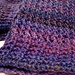 One Two Scarf pattern