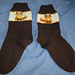 Small Fox Socks pattern