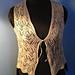 Floral Vest pattern