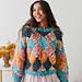 Harley Sweater pattern