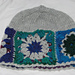 Color Play Combination Hat pattern