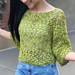 Lacy Crochet Sweater Top pattern