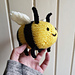 Bertie the Bee pattern