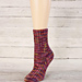 Colorplay Ribbed Sock pattern
