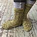 Schatzi socks pattern