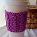Sidoma - Mock Lace Rib Cup Cuddler pattern