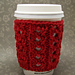 Sweetheart - Hearts Cup Cuddler  pattern