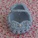 Spring baby princess shoe pattern