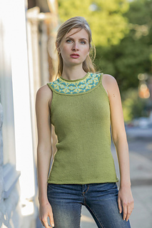Bethel from Knitted Tanks and Tunics by Angela Hahn