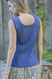 Haddonfield from Knitted Tanks and Tunics by Angela Hahn
