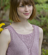 Marietta from Knitted Tanks and Tunics by Angela Hahn