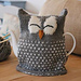 Sleeping Owl Tea Cosy pattern