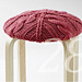 Stool cover pattern
