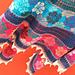 Bloomsbury Swirl pattern