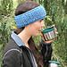 Sag River Lined Headband pattern
