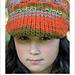 Child Newsies & Braided Caps pattern