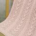 Heirloom Hearts Baby Blanket pattern