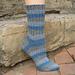 Magic Loop Sock pattern