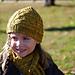 Biergarten Hat pattern