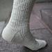 Jazz Strings Sock pattern
