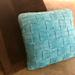 Basketweave Pillow pattern