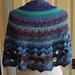 Sevillanas Shawl pattern