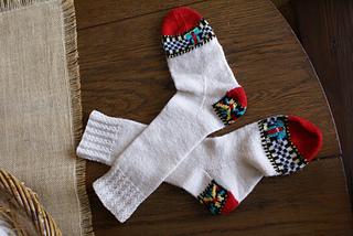 Greek Socks