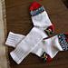 Greek Socks pattern